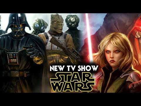 New Star Wars TV Show Update & More! (Star Wars News)