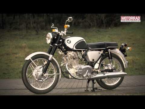 MOTORRAD-Kultbike: Honda CB 72