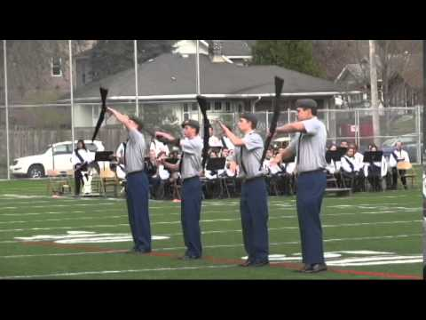 CDH Crack Drill - Twilight Parade 2014