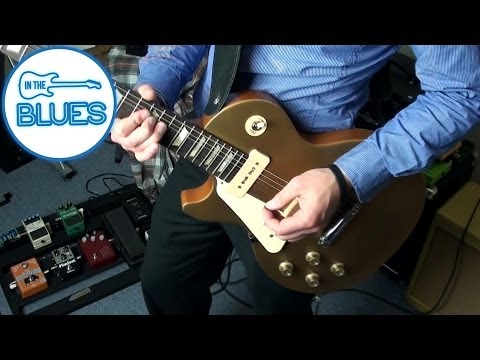P90 - Humbuckers vs P90 Electric Guitar Pickups. The Red Les Paul is a Tokai Love Rock with Humbucker Pickups The Gold Top is a Gibson Studio Les Paul with P90 Pic...