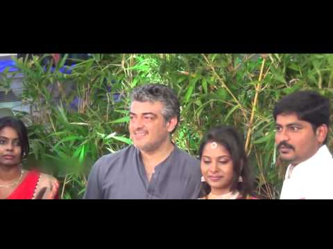 Actor Ajith at his PRO Daughter Wedding 26-05-2015 Red Pixtv Kollywood News | Watch Red Pix Tv Actor Ajith at his PRO Daughter Wedding Kollywood News May 26  2015