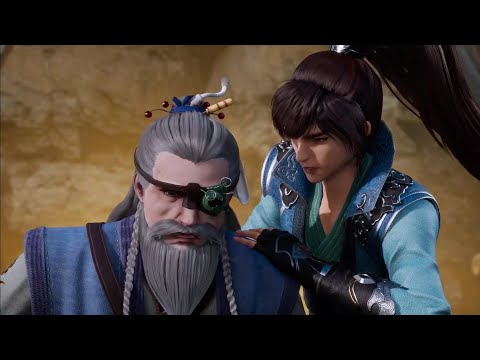 Spirit Sword Sovereign Season 4 Episode 10 (110) English Subbed 1080P | Ling Jian Zun