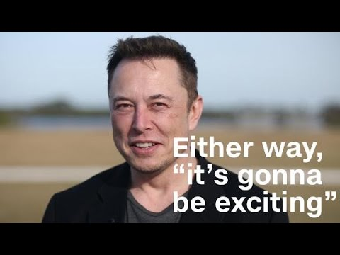 Elon Musk: Falcon Heavy will be 'great' launch or 'best fireworks'