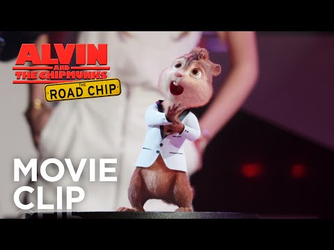 Alvin and the Chipmunks: The Road Chip (Clip 'You Are My Home')