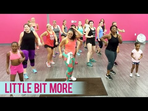 Jidenna - Little Bit More (Dance Fitness With Jessica)