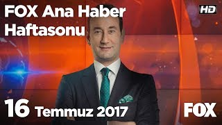 FOX Haber Merkezi'nin güçlü ve deneyimli kadrosu tarafından tarafsız habercilik anlayışıyla hazırlanan hayatın içinden haberler, Burak Birsen'in sunumuyla FOX Ana Haber'de!