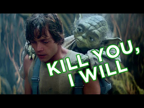 Star Wars Film Theory: Luke Was SUPPOSED To Be A Terrible Jedi?!
