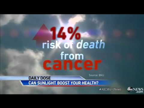 Vitamin D May Reduce Risk of Cancer, Heart Diseas