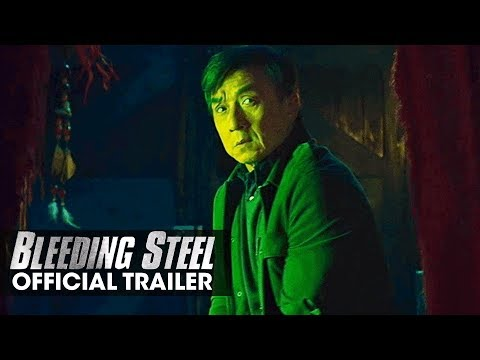 The First Trailer for Jackie Chan s New Film  Bleeding