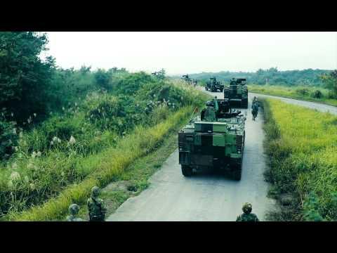 中華民國國防部《守護家園》影片