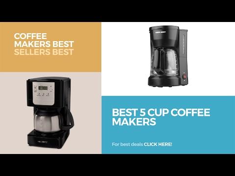 Best 5 Cup Coffee Makers // Coffee Makers Best Sellers Best Sellers