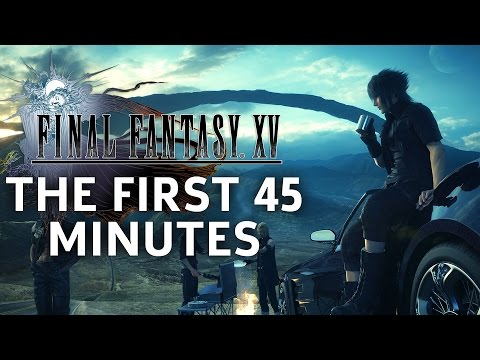Final fantasy 15 release date xbox one in Sydney