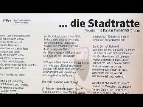 Österreich: »Rattengedicht« - Opposition will weitere ...