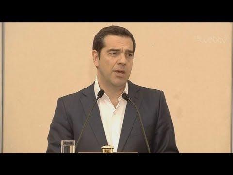 Αλ. Τσίπρας: Ολοκληρώσαμε το πρόγραμμα προσαρμογής, κρατώντας την κοινωνία όρθια