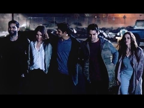 "Teen Wolf 6x20 - ""The Wolves Of War"" Ending Scene"