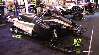 4. 2017 Arctic Cat Bearcat 7000 GS Sled - Walkaround - 2016 Toronto ATV Show