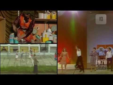 Молодёжное советское телевидение (видео)
