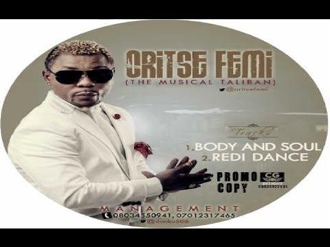 Oritse Femi - Redi Dance (OFFICIAL AUDIO)