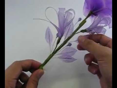 kahwin net gubahan bp005 merangkai bunga kertas membuat bunga plastik