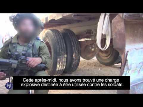 Le Hamas transforme les maisons de Gaza en champ de mines