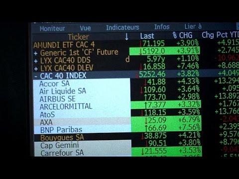 Με χαμόγελα το άνοιγμα των αγορών μετά τις γαλλικές εκλογές – markets