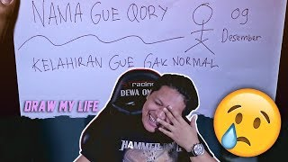 Video Qorygore Anak Haram! Draw My Life MP3, 3GP, MP4, WEBM, AVI, FLV Oktober 2018
