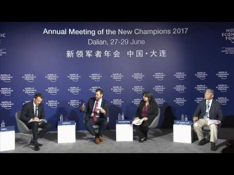 China 2017 - Press Conference: Launch of the Top Ten Emerging Technologies Report