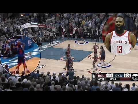 The Shot That STOLE THE MVP From James Harden