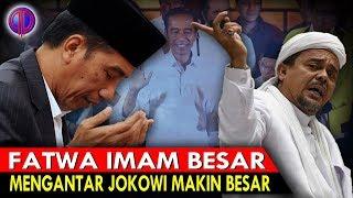 Video Terima Kasih HRS! Fatwa Imam Besar Mengantar Jokowi Makin Besar MP3, 3GP, MP4, WEBM, AVI, FLV Mei 2019