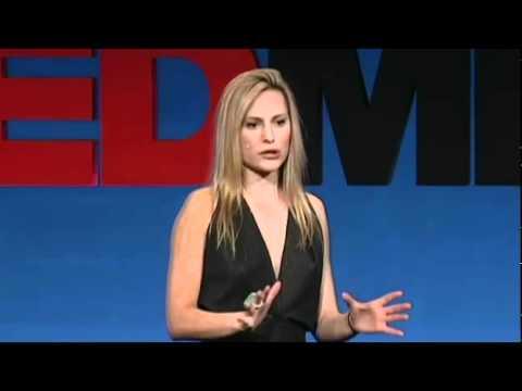 La oportunidad que brinda la adversidad. Aimee Mullins