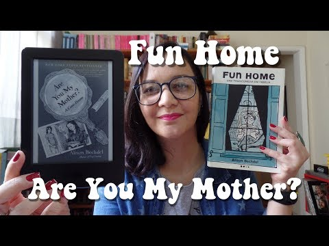 Resenha: Fun Home e Are you my mother?, de Alison Bechdel