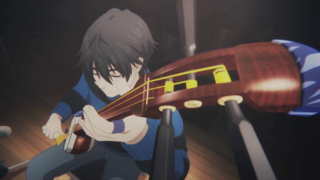 TVアニメ「ましろのおと」30秒CM