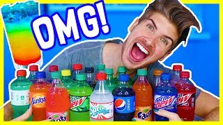 Video MIXING EVERY SODA FLAVOR TOGETHER - TASTE EXPERIMENT! MP3, 3GP, MP4, WEBM, AVI, FLV Oktober 2018