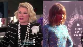 Joan Rivers Fashion Police 2015 *Special* | (Parody-Tribute)