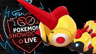 Enter FALINKS! Pokemon Sword and Shield! Falinks Pokemon Showdown Live! by PokeaimMD