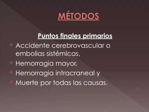 NOACs en pacientes con valvulopatías y FA. Dra. María Laura Estrella. Residencia de Cardiología. Hospital C. Argerich. Buenos Aires