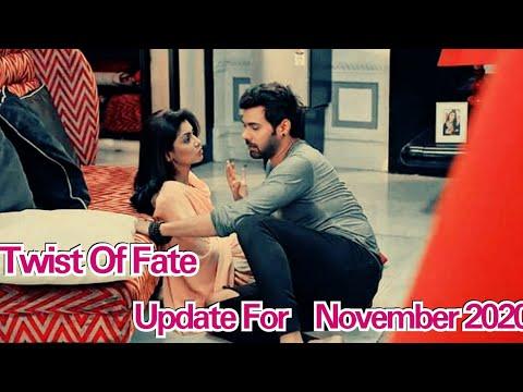 Twist Of Fate Update: For November 2020 (Tanu's Pregnancy Secret Revealed)
