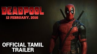 Deadpool Official Tamil Trailer 2016