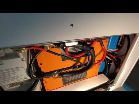 2x Liontron 100Ah Akkus | Victron Energy Equipment | Einbau fertig | jetzt kann´s los… видео