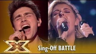 Video LMA Choir FIGHTS vs Rising STAR Brendan Murray in EPIC Sing-Off! Live Shows 2   The X Factor UK 2018 MP3, 3GP, MP4, WEBM, AVI, FLV Januari 2019
