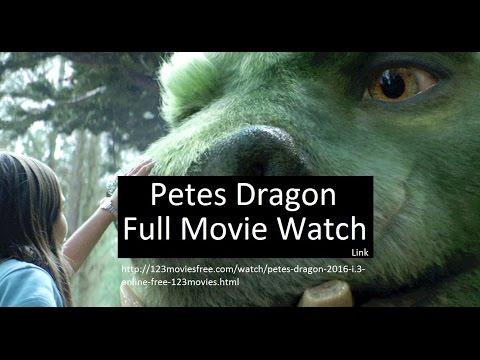 "Pete's Dragon -FULL-MOViE ""2016""  | Disney Pete's Dragon English Movie 2016 | Family Movie"