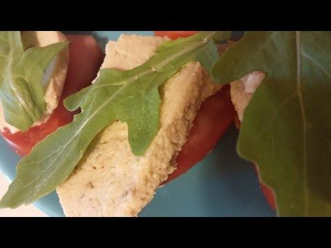 Рецепт Сыр из орехов (прянный) с чесноком - DomaVideo.Ru