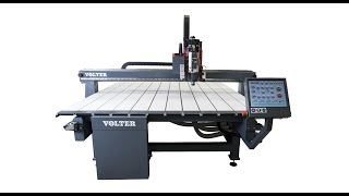 Overview of VOLTER machines
