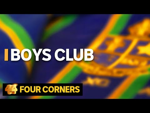 Boys Club: Private school privilege and a culture of cover up | Four Corners