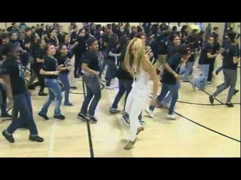 Move Your Body - Watch thousands of students from across the country and around the world dance to Beyoncé's