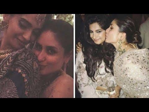Sonam Kapoor, Kareena Kapoor and Veere Di Wedding