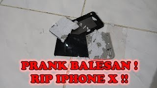 Video PRANK BALASAN HANCURIN IPHONE X PACAR !! SAMPE NANGIS ! MP3, 3GP, MP4, WEBM, AVI, FLV Februari 2019