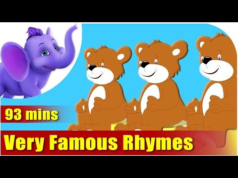 rhyme - This collection of famous rhymes is a must watch. Keeps your children entertained for long and educates them too! Get our interactive App!: http://itunes.app...
