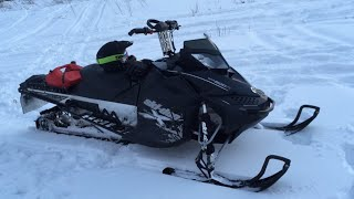 1. 2008 Ski-Doo Summit X 800  |  Review