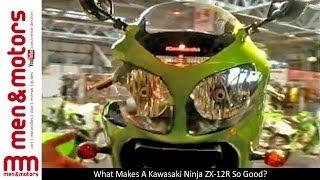 8. What Makes A Kawasaki Ninja ZX-12R So Good?